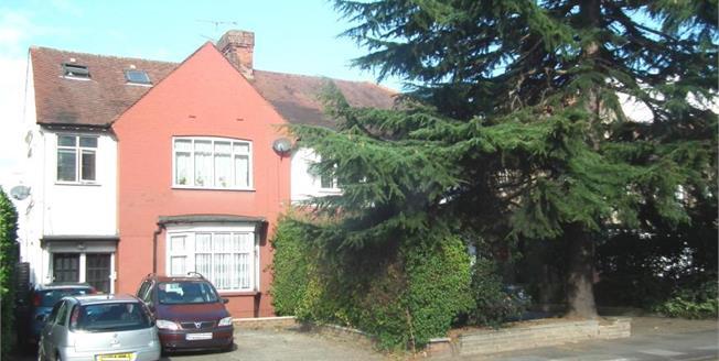 Asking Price £275,000, 1 Bedroom Flat For Sale in Enfield, EN2