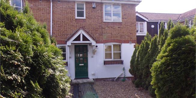 Asking Price £375,000, 3 Bedroom Terraced House For Sale in Enfield, EN3