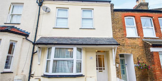 Offers in excess of £475,000, 3 Bedroom Terraced House For Sale in Enfield, EN2
