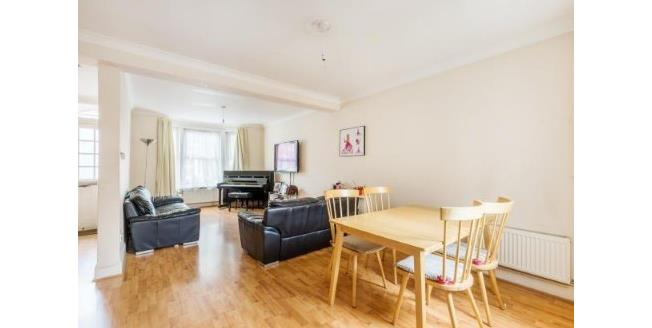 Offers in excess of £415,000, 3 Bedroom End of Terrace House For Sale in Enfield, EN1