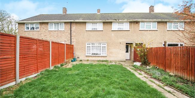 Asking Price £375,000, 3 Bedroom Terraced House For Sale in Enfield, EN1