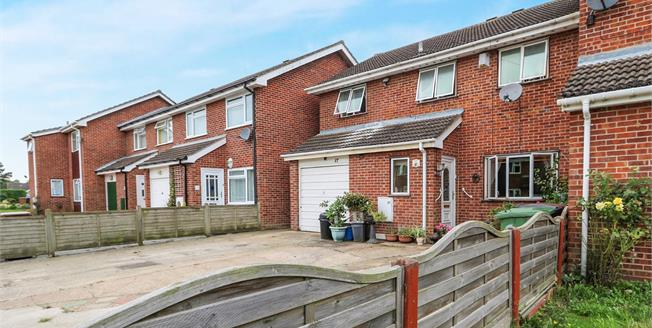 Asking Price £240,000, 5 Bedroom Link Detached House For Sale in Attleborough, NR17