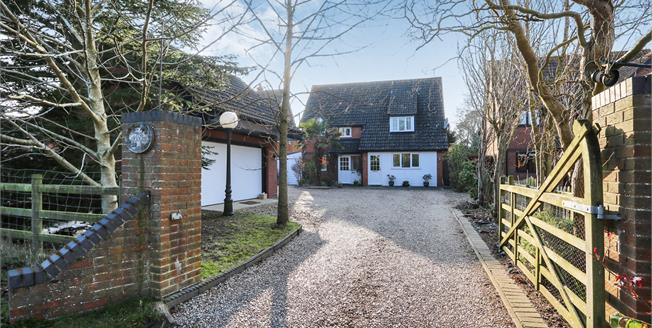 Asking Price £465,000, 5 Bedroom Detached House For Sale in Attleborough, NR17