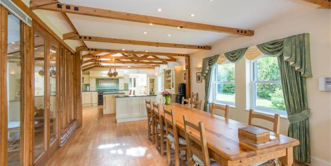 Offers in the region of £600,000, 5 Bedroom Detached House For Sale in Attleborough, NR17