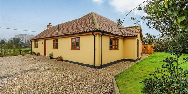 Asking Price £495,000, 5 Bedroom Detached Bungalow For Sale in Great Ellingham, NR17