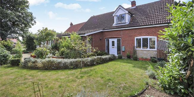 Offers in excess of £400,000, 4 Bedroom Detached Bungalow For Sale in Great Ellingham, NR17