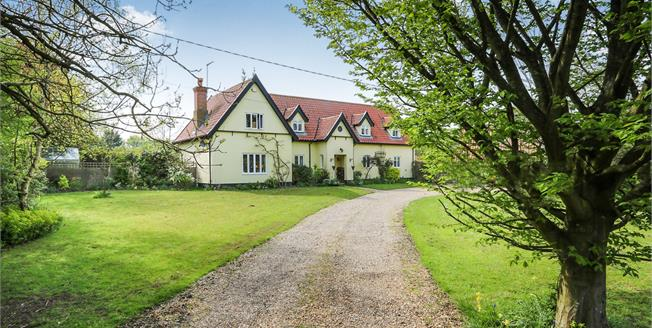 Offers in excess of £550,000, 5 Bedroom Detached House For Sale in Larling, NR16
