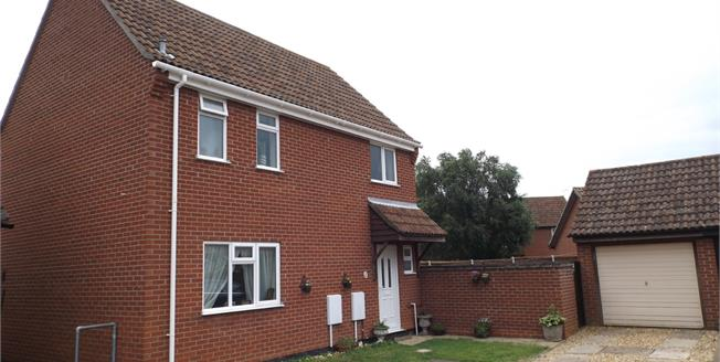 Asking Price £230,000, 3 Bedroom Detached House For Sale in Diss, IP22