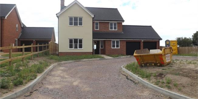 £490,000, 4 Bedroom Detached House For Sale in Norwich, NR16