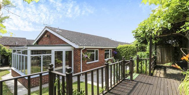 Asking Price £200,000, 3 Bedroom Semi Detached Bungalow For Sale in Long Stratton, NR15