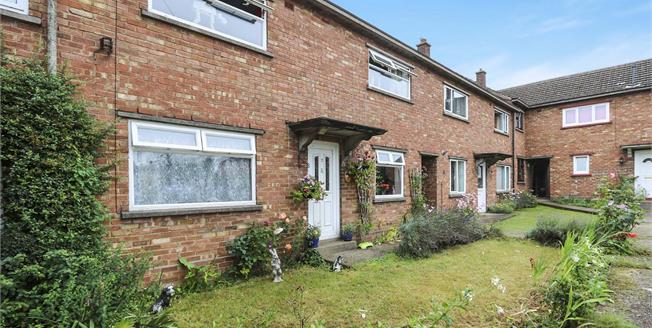 Asking Price £160,000, 3 Bedroom Terraced House For Sale in Attleborough, NR17