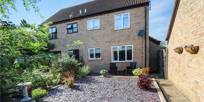 Asking Price £125,000, 1 Bedroom End of Terrace House For Sale in East Harling, NR16