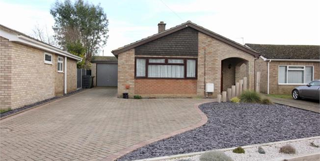 Guide Price £250,000, 3 Bedroom Detached Bungalow For Sale in East Harling, NR16