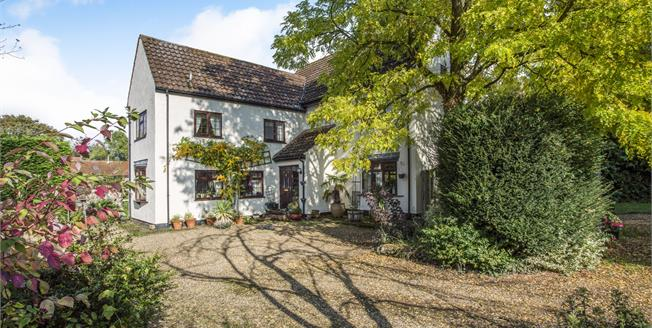 Guide Price £525,000, 5 Bedroom Detached House For Sale in Snetterton, NR16
