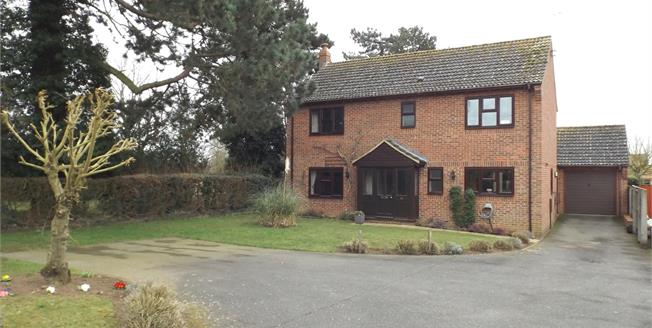 Guide Price £400,000, 4 Bedroom Detached House For Sale in East Harling, NR16