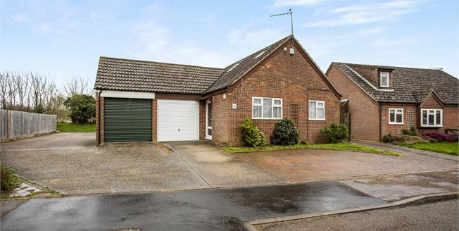 Offers in excess of £240,000, 3 Bedroom Detached Bungalow For Sale in East Harling, NR16