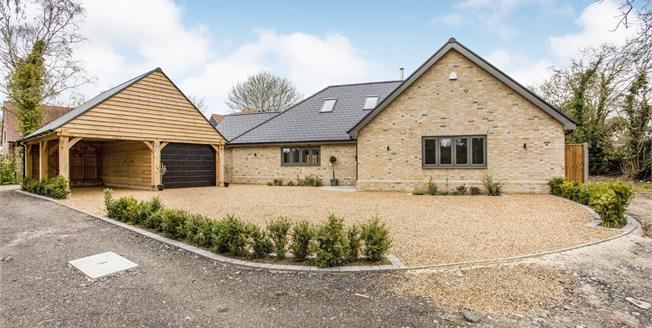 Guide Price £550,000, 4 Bedroom Detached Bungalow For Sale in Great Ellingham, NR17