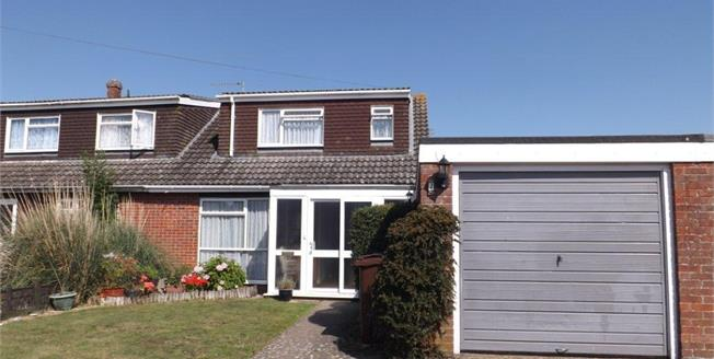 Guide Price £200,000, 2 Bedroom Semi Detached House For Sale in Dickleburgh, IP21