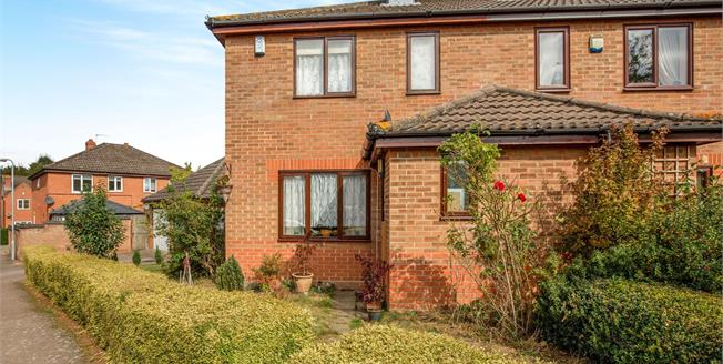 Asking Price £220,000, 3 Bedroom Semi Detached House For Sale in Attleborough, NR17