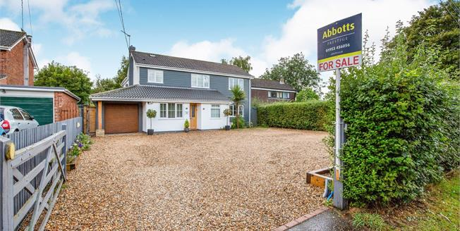 Guide Price £600,000, 5 Bedroom Detached House For Sale in Old Buckenham, NR17