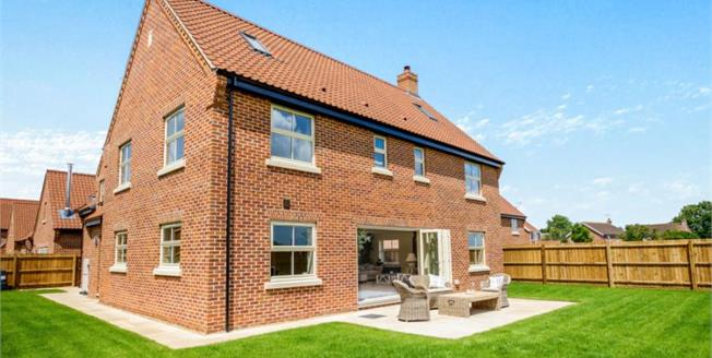 Offers Over £550,000, 5 Bedroom Detached House For Sale in Beccles, NR34