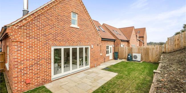 Offers Over £400,000, 4 Bedroom Detached Bungalow For Sale in Beccles, NR34