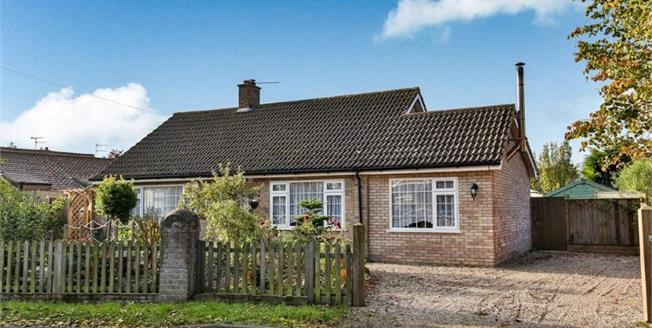 Offers Over £250,000, 3 Bedroom Detached Bungalow For Sale in Thurlton, NR14