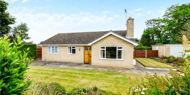 Offers Over £375,000, 3 Bedroom Detached Bungalow For Sale in Beccles, NR34