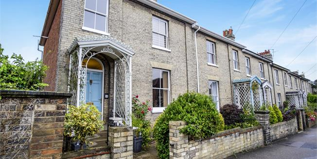 Offers Over £350,000, 3 Bedroom End of Terrace House For Sale in Beccles, NR34