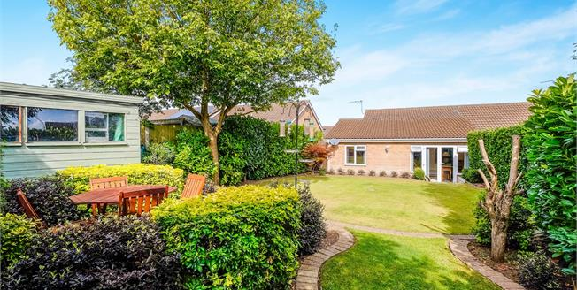 Offers Over £210,000, 3 Bedroom Semi Detached Bungalow For Sale in Beccles, NR34