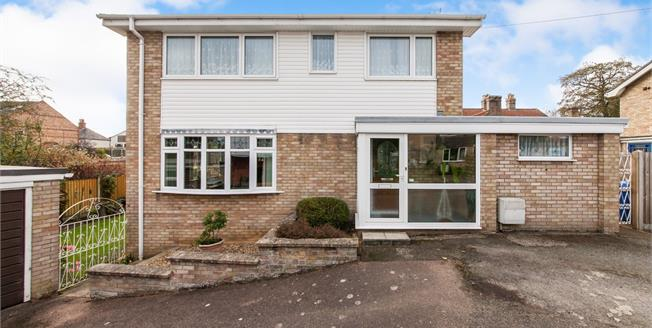 Offers Over £290,000, 3 Bedroom Detached House For Sale in Bungay, NR35