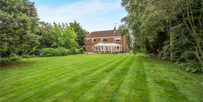 Asking Price £700,000, 5 Bedroom Detached House For Sale in Great Bircham, PE31