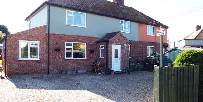 Asking Price £300,000, 4 Bedroom Semi Detached House For Sale in Burnham Market, PE31
