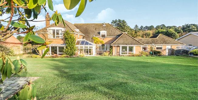 Asking Price £725,000, 5 Bedroom Detached House For Sale in Sheringham, NR26