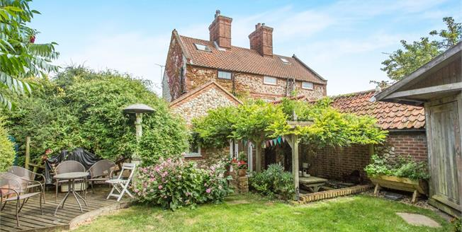 Asking Price £330,000, 3 Bedroom End of Terrace Cottage For Sale in Docking, PE31