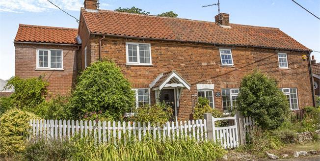 Asking Price £265,000, 3 Bedroom Semi Detached Cottage For Sale in Pockthorpe, PE31