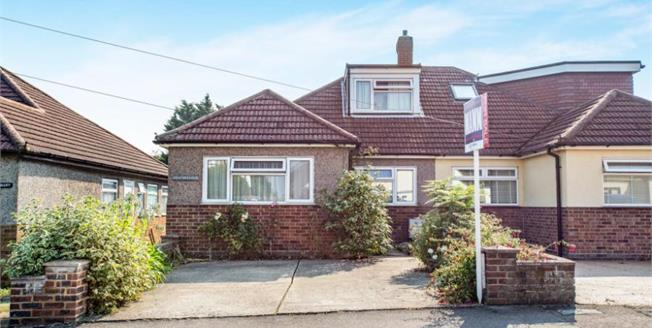 Offers in the region of £350,000, 3 Bedroom Bungalow For Sale in Swanley, BR8