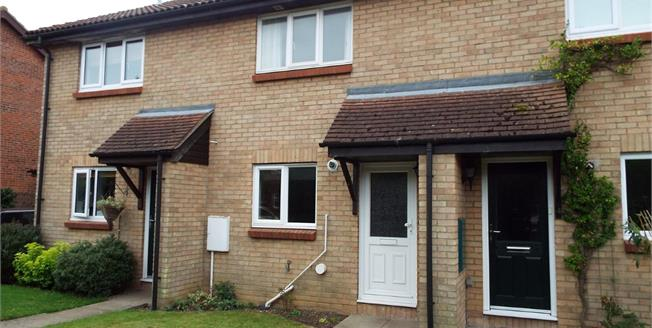 Offers Over £210,000, 2 Bedroom Terraced House For Sale in Bury St. Edmunds, IP32