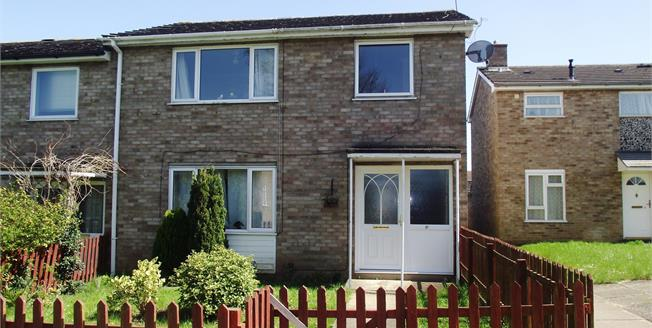 Offers in excess of £190,000, 3 Bedroom For Sale in Bury St. Edmunds, IP32