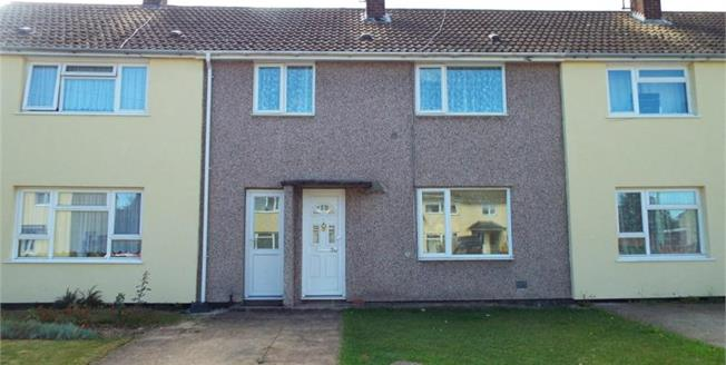 Offers in excess of £175,000, 3 Bedroom Terraced House For Sale in Bury St. Edmunds, IP32