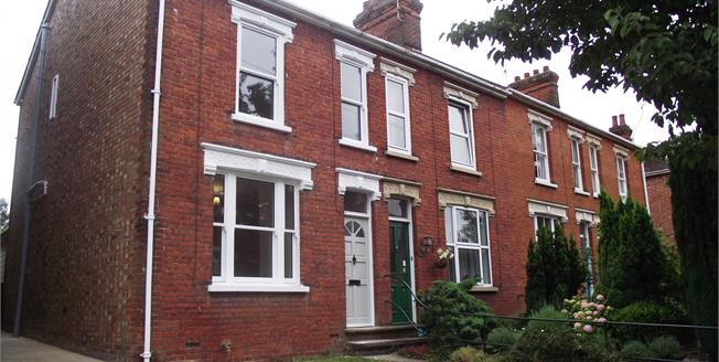 Offers in excess of £350,000, 3 Bedroom End of Terrace House For Sale in Bury St. Edmunds, IP33
