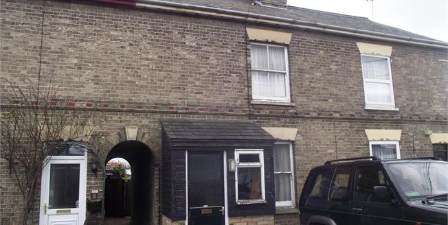 Offers in excess of £180,000, 3 Bedroom Terraced House For Sale in Elmswell, IP30