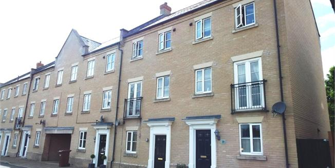 Offers in excess of £315,000, 3 Bedroom End of Terrace House For Sale in Bury St. Edmunds, IP33
