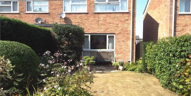 Offers Over £235,000, 3 Bedroom Semi Detached House For Sale in Bury St. Edmunds, IP33