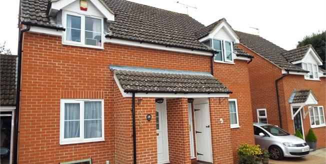 Offers Over £185,000, 2 Bedroom Semi Detached House For Sale in Ixworth, IP31