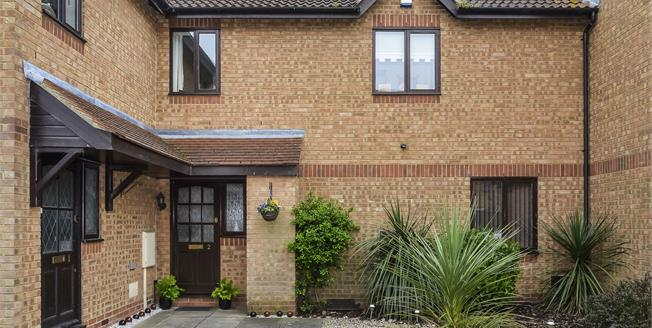 Offers Over £240,000, 2 Bedroom Terraced House For Sale in Monkston, MK10