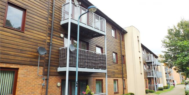 Asking Price £194,950, 2 Bedroom Flat For Sale in Broughton, MK10
