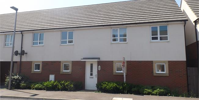Guide Price £220,000, 2 Bedroom Flat For Sale in Broughton, MK10