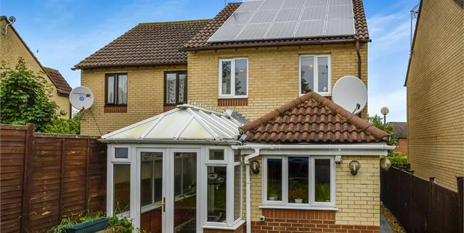 Offers in excess of £275,000, 3 Bedroom Semi Detached House For Sale in Kents Hill, MK7