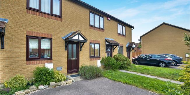Asking Price £235,000, 2 Bedroom Terraced House For Sale in Browns Wood, MK7